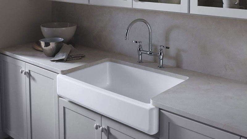 KOHLER-K-6488-Whitehaven-Farmhouse-Sink-Review