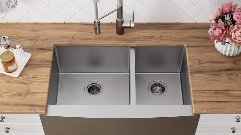 Kraus-KHF203-33-Farmhouse-Apron-Sink-Review