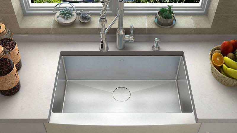 ZUHNE-Prato-Single-Bowl-Farmhouse-Sink-Review