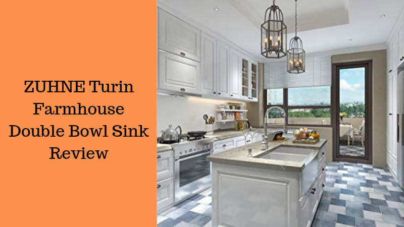 ZUHNE-Turin-Farmhouse-Double-Bowl-Sink-Review